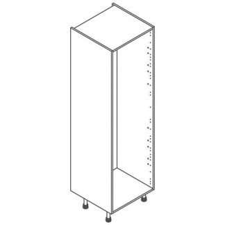 Kitchen Cabinets Larder Tall White 600mm
