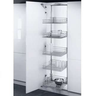 Swing Out Larder Unit For Cabinet 450mm