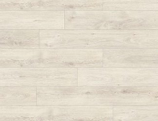 Cortina Oak White Laminate flooring