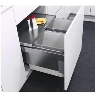 Pull Out Waste Bin For Cabinet Width 500mm