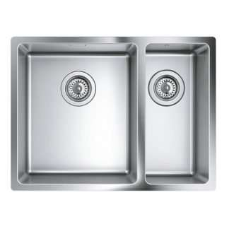 Stainless-steel-Grohe-K700-Undermount-Right