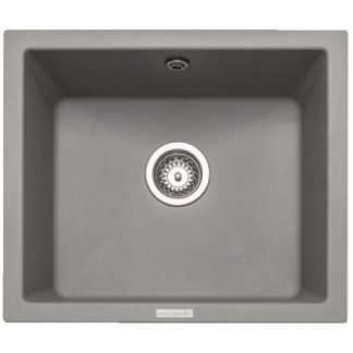 Grey Kitchen Sink Single Bowl Paragon