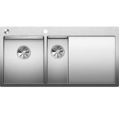 Stainless Steel Sinks Claron 6 S-IF