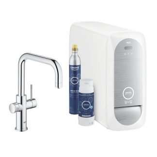 GROHE Blue Filter Tap Chrome