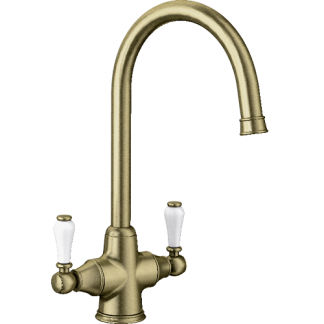 Mixer Tap Blanco Vicus Brushed Brass