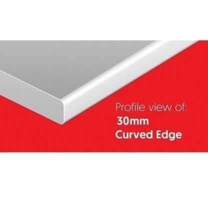 Profile-view-of-30mm Worktop